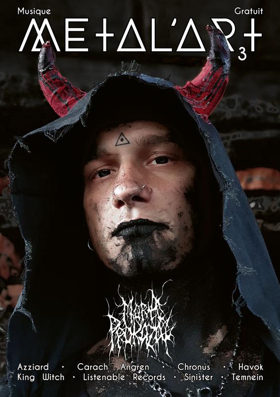 Metal'Art 03 - Musique